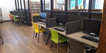New Public Computer Setup