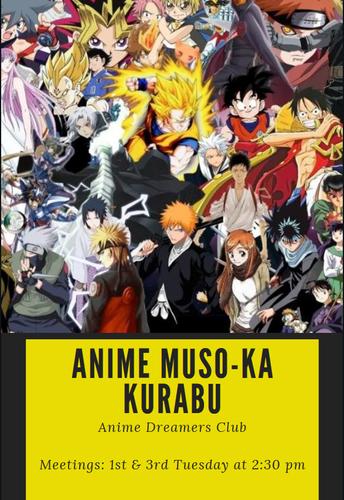 Anime Muso-ka Kurabu (Anime Dreamer Club)