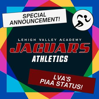 LVA is Approved as a PIAA member School