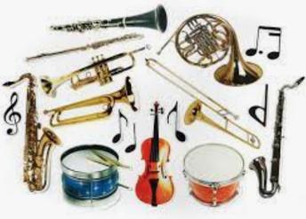 6th Grade Instrument Return