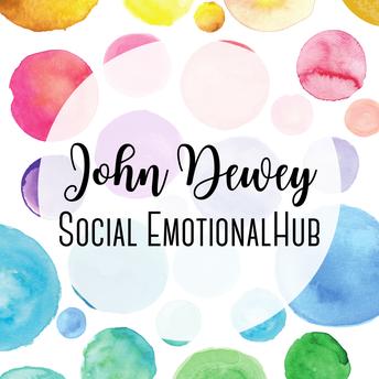 John Dewey High Schools Social Emotional Hub
