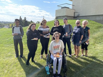 BBQ and Sunshine at St. Gabriel Education Centre
