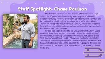 Meet Chase Paulson