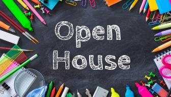 Optional Open House Meet & Greet