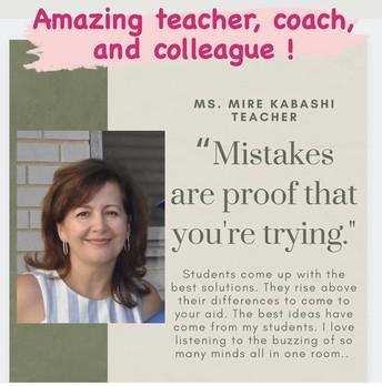 Ms. Kabashi