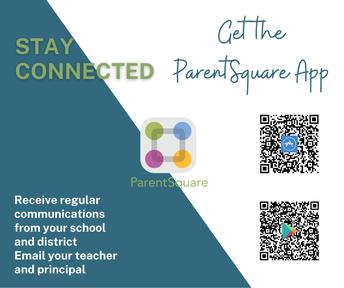 Reminder: Download ParentSquare App