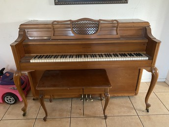 In Need of a Piano?