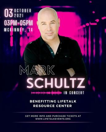 Mark Schultz in Concert! - NEW