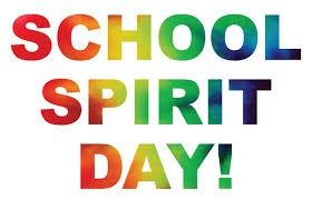 Tuesday, August 31st- Morning Announcements-7:55-8:00- Thunderbird Spirit Day!