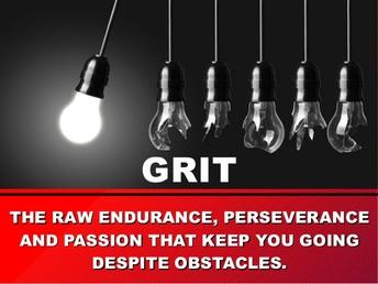 Let's Talk Grit