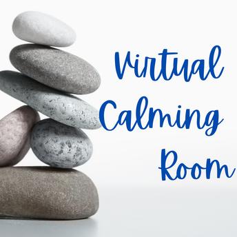 Student Calming Site