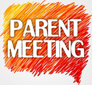 Parent Meeting- Next Week