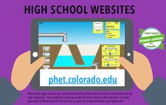 High School Websites