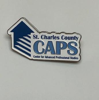 SCC CAPS Lapel Pins - $300