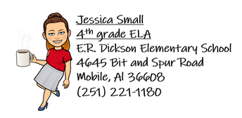 Ms. Small Contact Information
