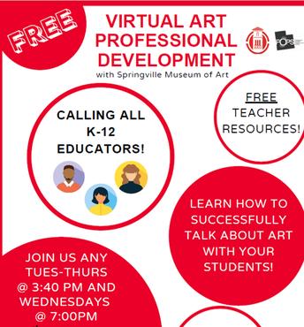 Virtual Art PD