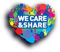 Sunday, February 18th is CARE & SHARE
