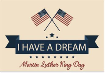 Martin Luther King Jr. Day-1/18 No School