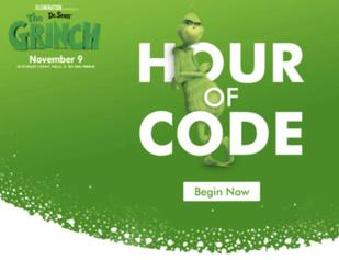 The Grinch: Saving Christmas with Code