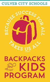 A few more volunteers needed for the Backpacks for Kids Program
