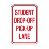 The A, B, C's of the Drop Off and Pick Up Lane