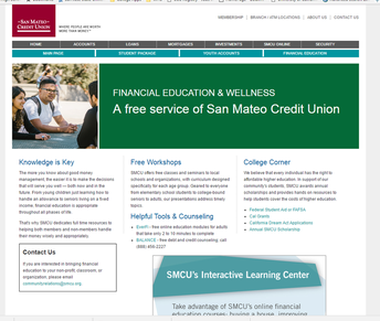 San Mateo Credit Union Scholarship