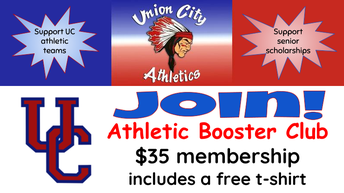 Support the Booster Club & get a FREE T-shirt