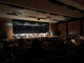 Strickland MS Band Winter Concert