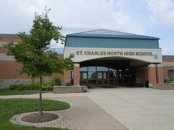 St. Charles North High School