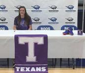 Above the Bar -- Griffin Signs With Tarleton