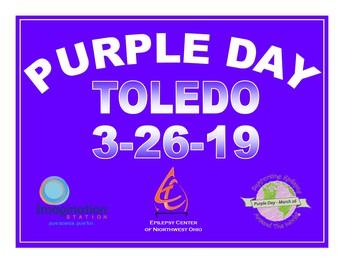 Purple Day - Imagination Station