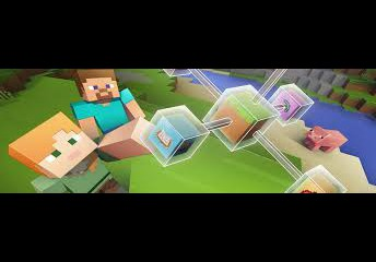 Join us November 13th for Coding Through Gaming:  Using MakeCode in Minecraft.