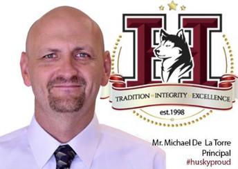 Message from Mr. De La Torre