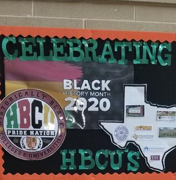 Klein High Celebrates Black History Month