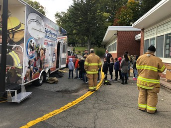 St. Barnabas Fire House Safety Project