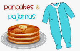 12/21 - Pancakes and Pajamas - Holiday Breakfast