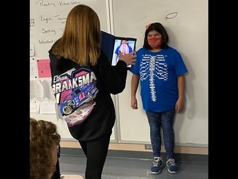 "Sixth Grade ""The Human Body"" Unit"