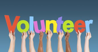 Volunteer Opportunities for 2019 - 2020