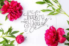 Staff Appreciation Week---Thank you!