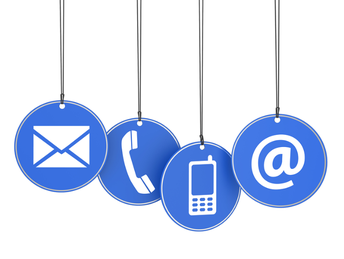 DO YOU HAVE NEW CONTACT INFORMATION?