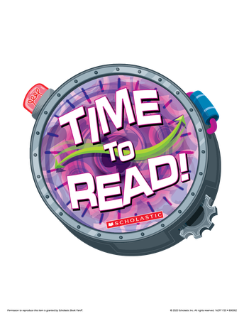 Scholastic Book Fair is now open!