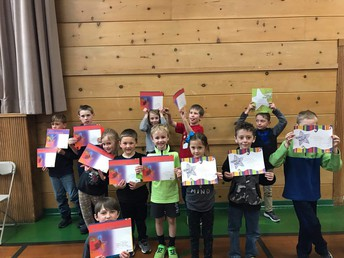 1st-3rd Principal's Awards