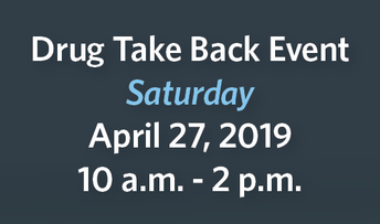 Event Notice: Saturday April 27th, 2019 from 10-2pm.