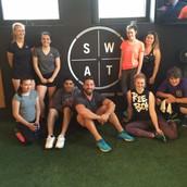 SHSM Students at SWAT HEALTH
