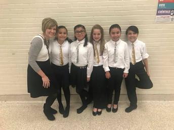 CHS Feeder Choir Concert