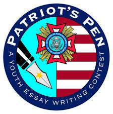 Congratulations to Olivia Barnett for winning the Patriot's Pen Essay Contest on the local level!