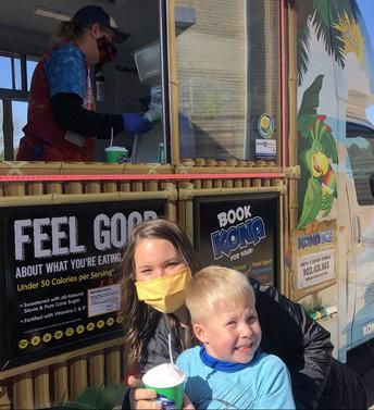 Spring Hill Primary Raises Money With Kona Ice
