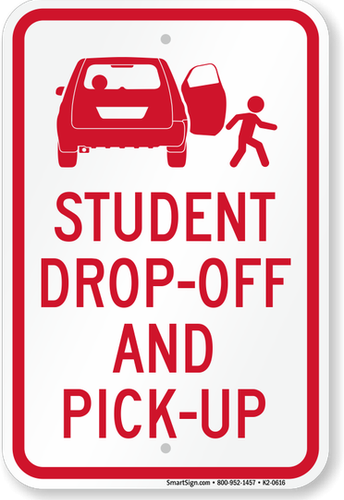 Reminder: The elementary bus loop is unavailable for student pick up or drop off
