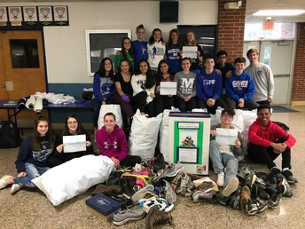 Cross Country Sneaker Drive