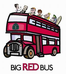 The Big Red Bus was a BLAST!